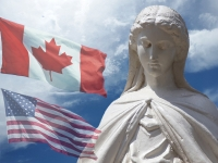 Catholic Bishops Consecrate Canada and the United States to Mary, Mother of the Church